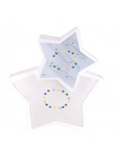 Plafón de estrellas 3 en 1