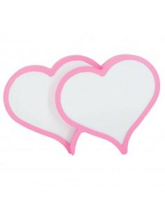 Plafón led 36W diseño corazones