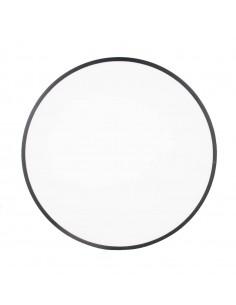 Plafón led redondo diseño minimalista