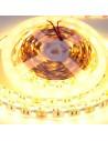 Tira LED 12V 3000K luz cálida 60LED/m 5m