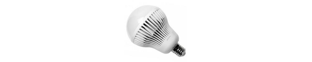 Venta online y catalogo de bombillas led E40 | Ledbex