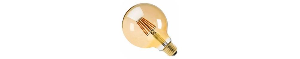 Bombillas con filamento vintage efecto cálido | Ledbex