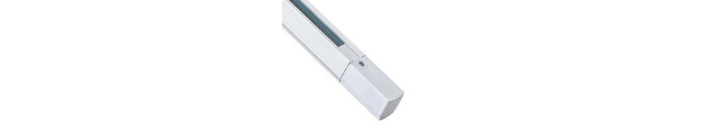 Carriles monofásicos para instalaciones eléctricas | ledbex