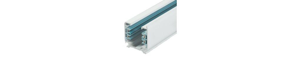 Carriles trifásicos para instalaciones eléctricas   Ledbex